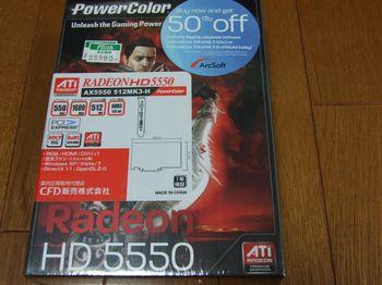 Radeon5550